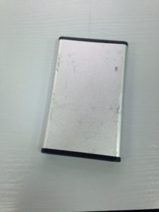 Disque dur - impression UV 02