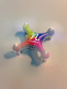 Drone mini - impression UV 05