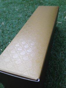boite de champagne - vernis sélectif - impression UV 02