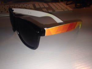 lunette branche - impression UV 02