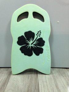 planche natation - impression UV